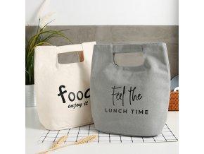 Termotaška / termotašky na jídlo LUNCH
