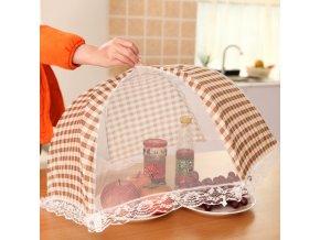 Deštník - kryt na potraviny / poklop na jídlo UMBRELLA