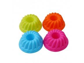 Formy na dortíky a koláčky / silikonové mini formy