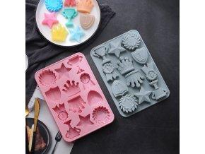 Formy na dortíky a koláčky / DIY silikonové formy