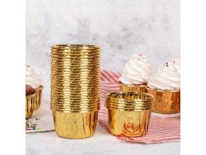 Formy na dortíky a koláčky / obaly na muffiny