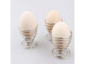 Kalíšek na vajíčka / stojánek na vajíčka SPIRAL