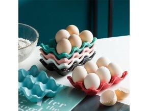 Stylový box na vajíčka / držák na vajíčka FINE