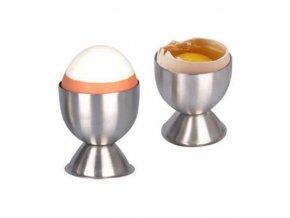 Nerezový kalíšek na vajíčka / stojánek na vajíčko EGG