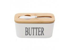 Máslenky v severském stylu / dóza na máslo NORTH