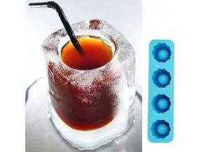 Forma na ledové skleničky / sklenice z ledu SUMMER