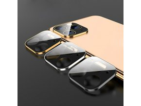 mainimage0Camera Lens Full Cover Protective Metal Ring Tempered Glass Case For iPhone 11 Pro XS Max