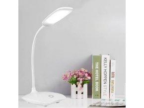 Stolní polohovatelná lampa