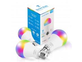 0 main 10w led smart bulb light lamp wifi siri voice control rgb dimmable e27 e14 b22 base ac 85v 265v alexagoogle home ios android