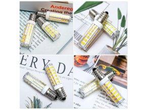 Žárovky / LED kukuřičná žárovka 2