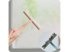 Čistič na žaluzie / kartáč na čištění moskytiér SPECIAL