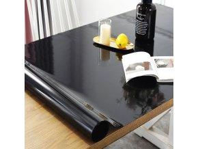 Ochranný ubrus na stůl / ubrus z měkkého skla PROTECTION