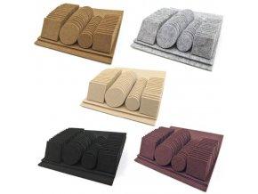 Ochranné podložky pod nábytek / protiskluzové nálepky