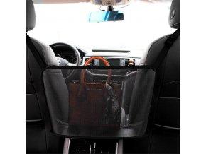 Závěsný organizér na kabelku / tašku do auta BAGGY