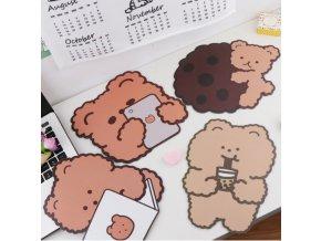 Podložky pod myš Teddy