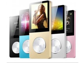 MP3 přehrávače / mini hifi player Walk
