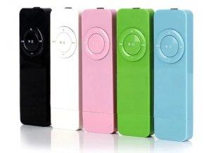 MP3 přehrávače Line