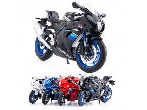 Sběratelská motorka / model motorky / motorky na hraní SPEED