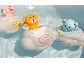 Veselé hračky do vany / hračky do vody BABY