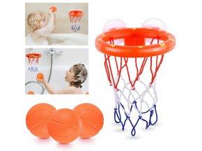Hračka do vany / basketbalový koš do vany BASKET
