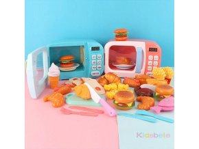 Sada do dětské kuchyňky SIM