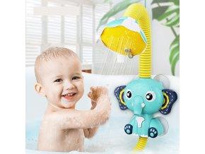 Hračka do vany / sprcha pro děti ELEPHANT