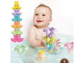 Hračky na písek / hračky do koupelny OCEAN LIFE
