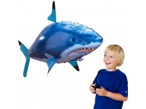 Létající hračky / hračky na dálkové ovládání / žralok na dálkové ovládání SHARK