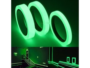 LED pásky / fluorescenční samolepící páska NIGHT