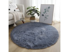 0 variant fluffy round rug carpets for living room decor faux fur rugs kids room long plush rugs for bedroom shaggy area rug modern mats