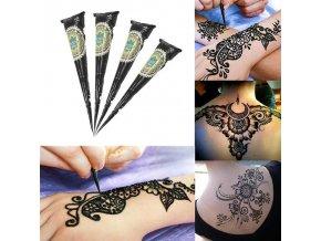Henna / henna tetování BLACK