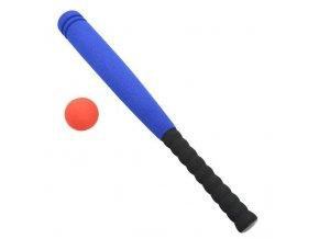 Pěnový baseball set / baseballová pálka měkká PLAY