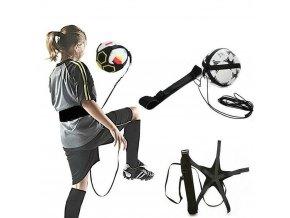 Pás na míč / trénování fotbalu JUGGLE