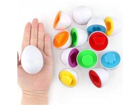 Hry pro rozvoj zručnosti / logická vajíčka