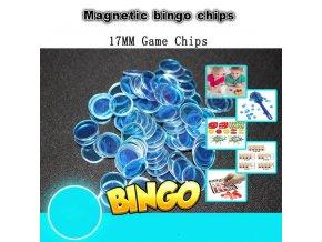 Bingo Color chip