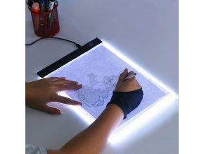 Kreslicí tabulky / podložka light
