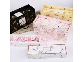 Dárkové tašky a dárkové krabičky GIFT