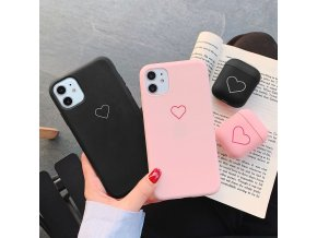 mainimage0Soft Case for IPhone 11 Pro X Xr Xs Max for Airpods 1 2 Love Heart