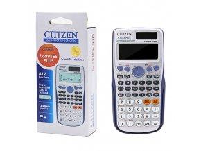 Kvalitní studentská kalkulačka / kalkulačka SUPERIOR
