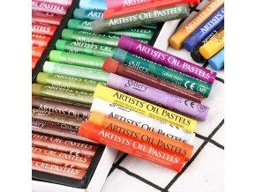 Umělecké pastelky / olejové pastely