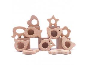Dřevěné dětské hračky WOOD
