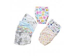 Dětské plenkové kalhotky TODDLER