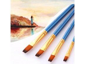 Malířské nástroje / malířské štětce Laguna