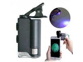 Mikroskop na mobilní telefon / mikroskop MASTER