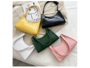Dámské kabelky vintage / krokodýlí vzor dámské kabelky SYDNEY