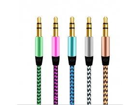 Hudební kabel pro mobilní telefon a reproduktor MUSIC