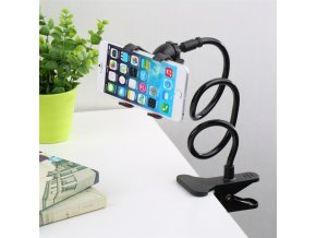 0 main universal mobile phone holder flexible adjustable cell phone clip lazy holder home bed desktop mount bracket smartphone stand