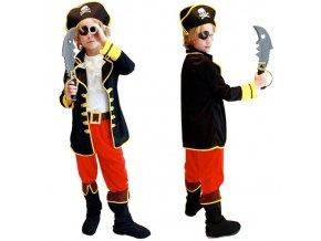 Pirát - kostým COSPLAY
