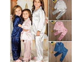 Dětské pyžamo SILK