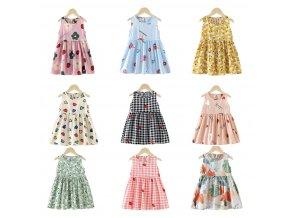 Dětské šaty Sofi
